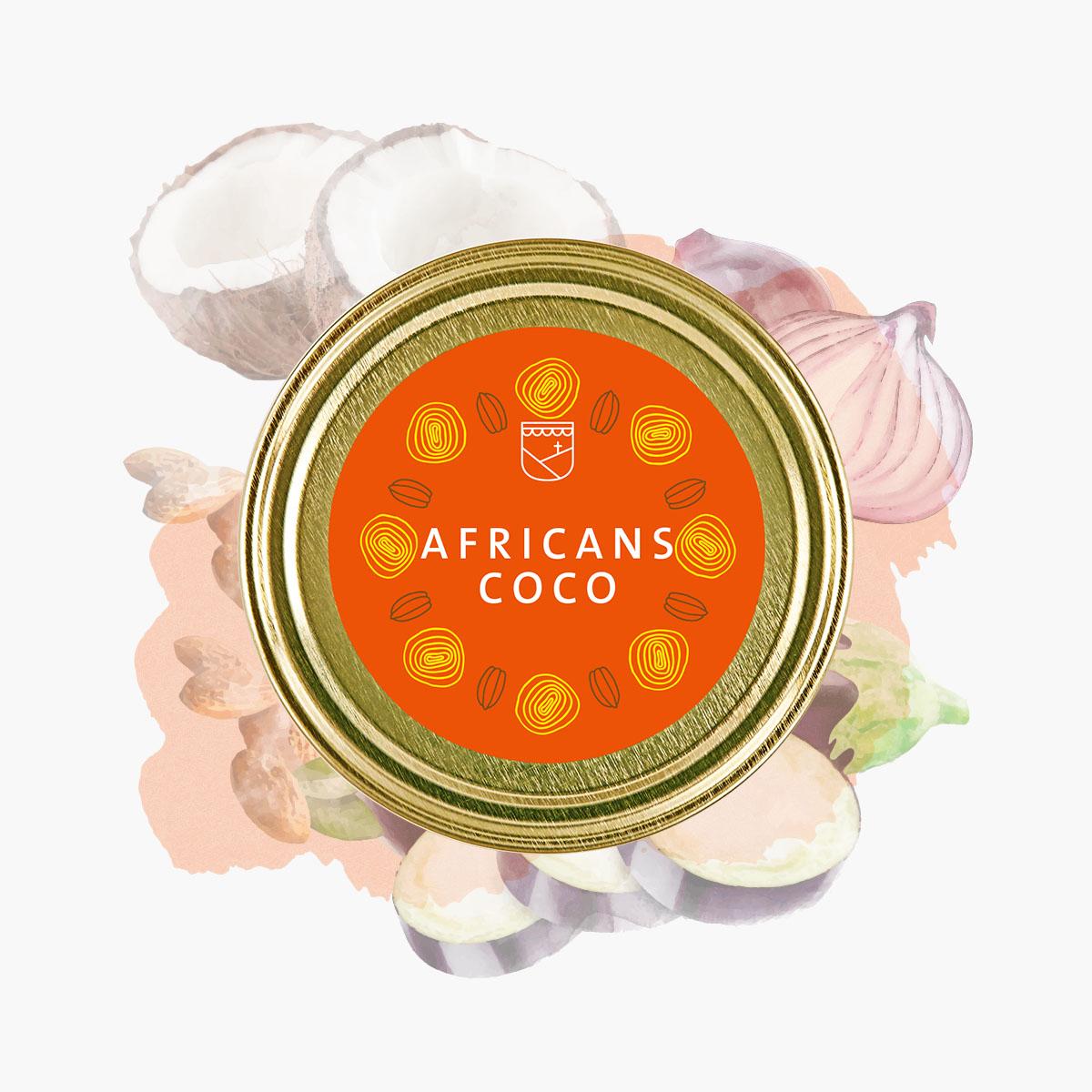 Africans Coco von Essendorfer