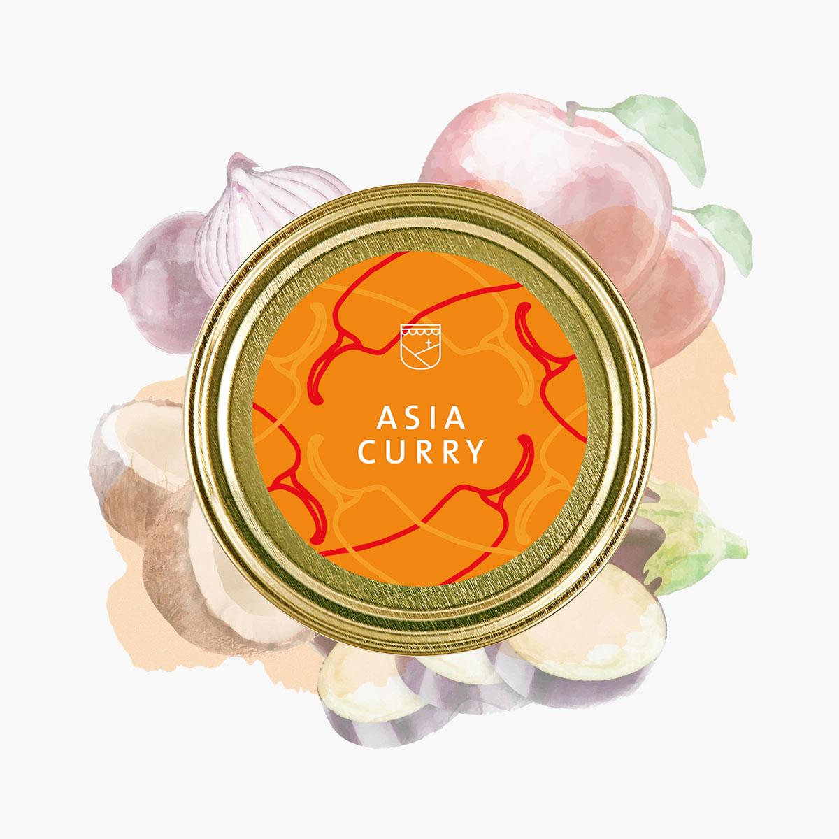 Asia Curry von Essendorfer
