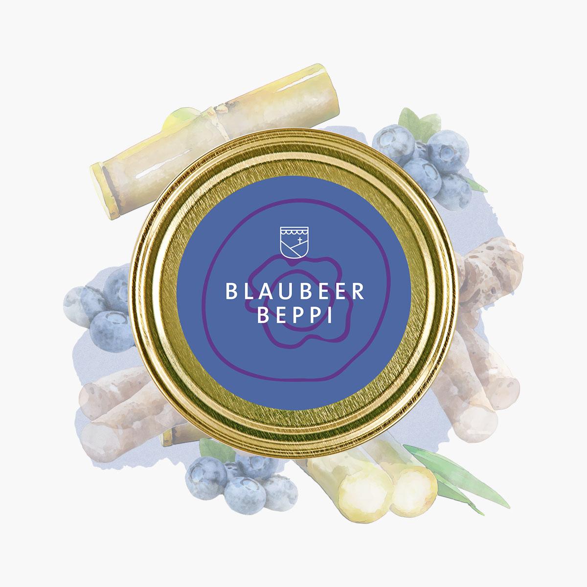 Blaubeer Beppi von Essendorfer