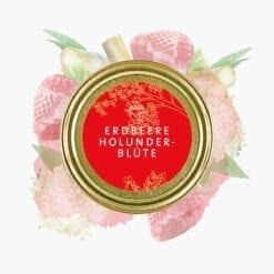 Erdbeer Holdunderblüte von Essendorfer