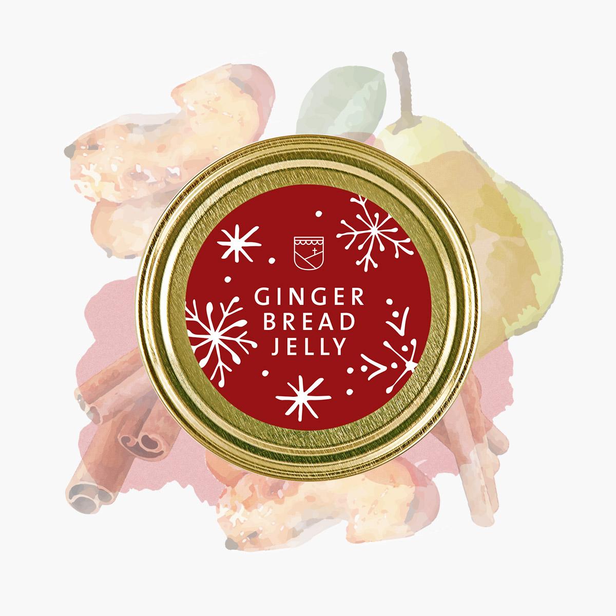 Gingerbread Jelly von Essendorfer