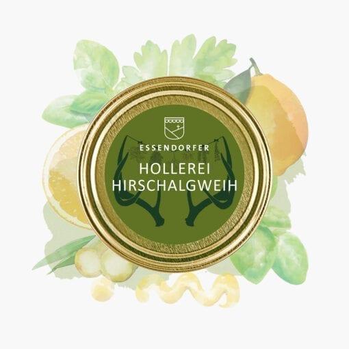 Hollereihirschalgweih von Essendorfer