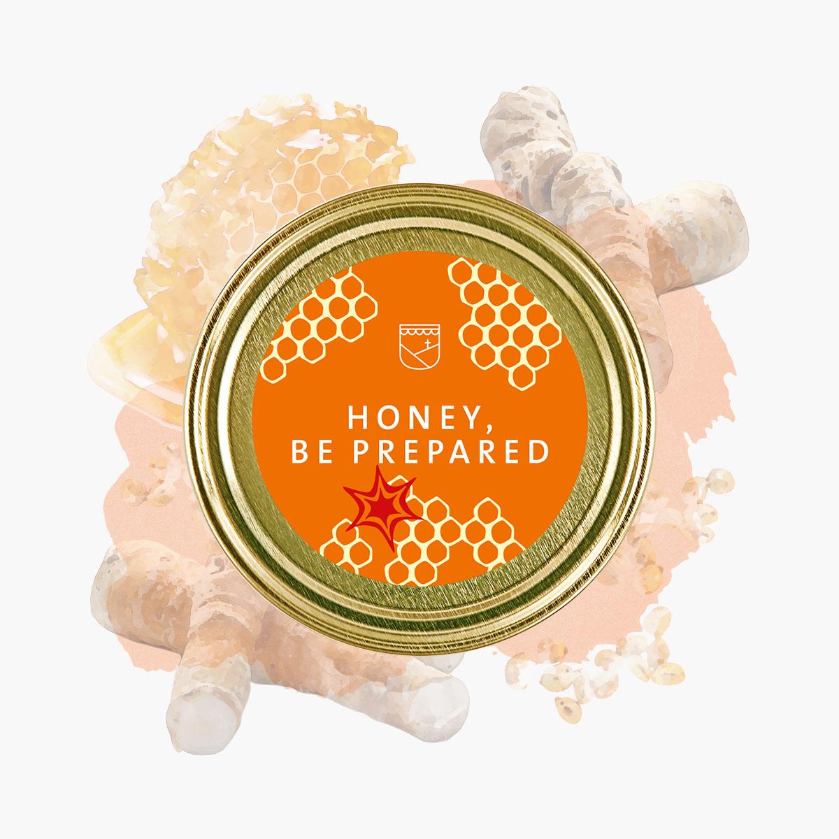 Honey, Be Prepared von Essendorfer