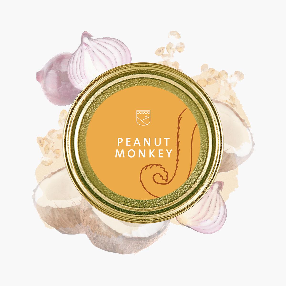 Peanut Monkey von Essendorfer