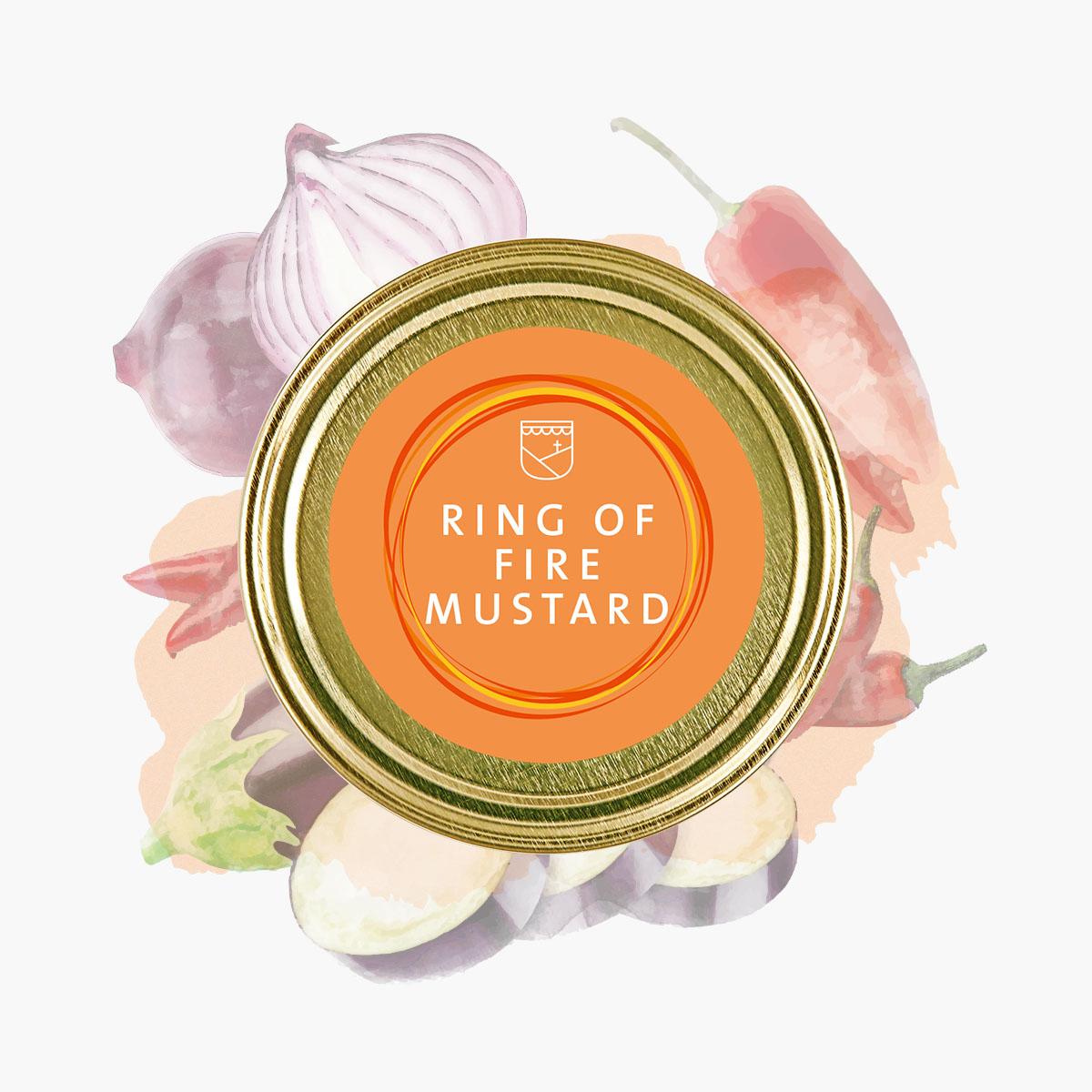 Ring of Fire Mustard von Essendorfer