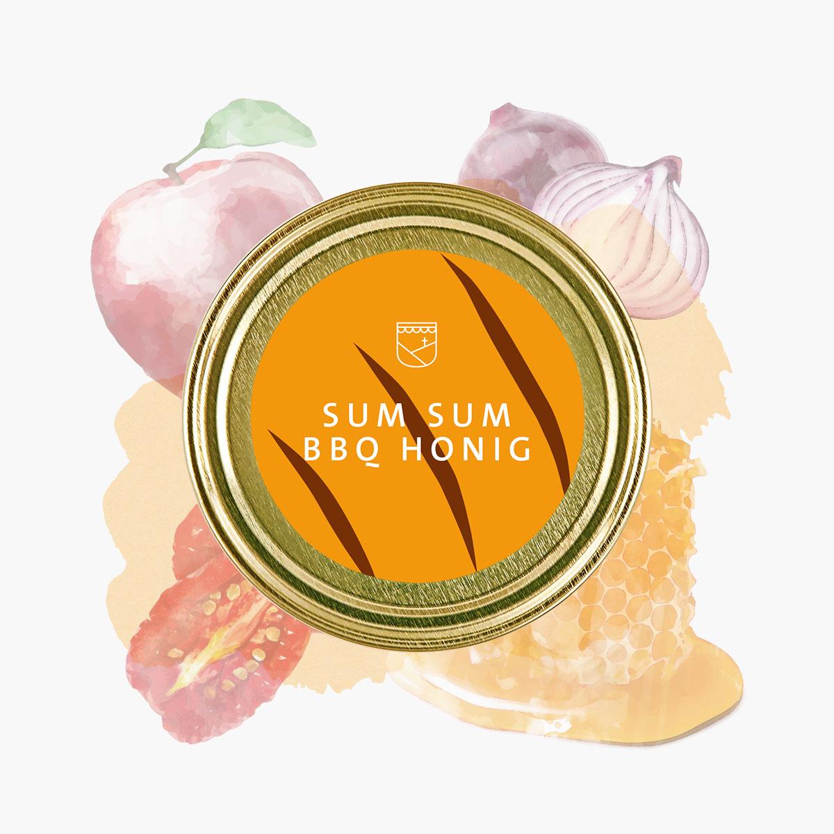 Sum Sum BBQ Honig von Essendorfer
