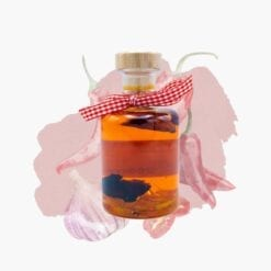 Chili Knoblauch Öl